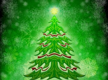 beautiful-green-christmas-tree