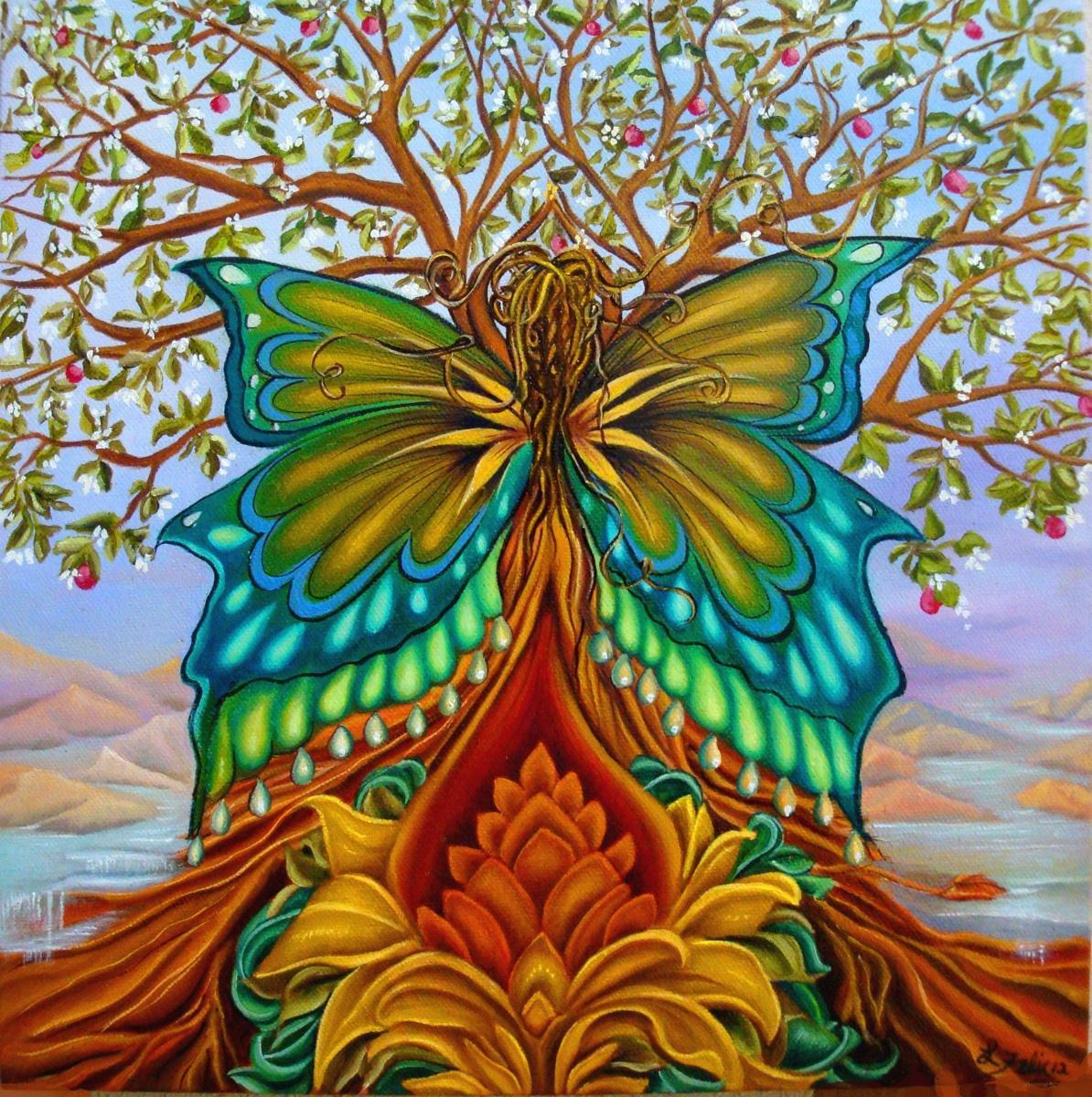 Magic Tree Of Life Cbd Rich Oregon Green Seed A